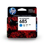 HP CZ122AA / NO.685 / Cyan Dye ink / 300P