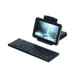 타거스 컴팩트 접이식 블루투스 키보드 AKF001 (슬림디자인 / 미끄럼방지 / 절전기능)