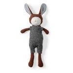 헤이즐빌리지 오가닉 핸드메이드 토끼 애착인형 루카스