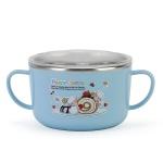 해피램 유아 스텐 라면기(블루)