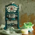 레트로 개화기 눈꽃빙수기 슬러시기계 스무디기계