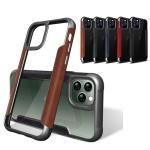아이폰11pro/max/프로맥스/투명 범퍼케이스/가죽스킨