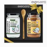 [에버코코] 코코넛 버진+스위트 선물세트 S