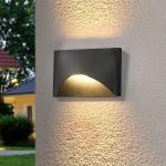 골디라운드벽등 (LED내장,방수등) (화이트,블랙)