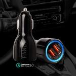 차량용 고속충전기 퀄컴3.0 퀵차지 CZ-700