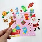 Happy Santa Claus (크리스마스 스티커)