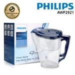 PHILIPS Pitcher 정수기 3L/AWP2921+기본 필터 1개