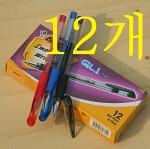 [BiC] 일본산 잉크를 사용한 0.5mm 중성펜 1타스 12개입의-프랑스 빅 GL1 겔펜 A121-1s