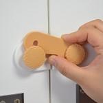 피카부 쿠키 일자형 잠금장치(1P)