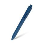 몰스킨 W 고 클릭 볼펜.센텐스-블루/블랙 1.0mm