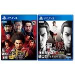 PS4 용과같이7 + 용과같이극 한글판