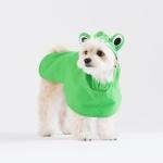 [S~4XL] 스니프 개구리 레인코트 (그린)