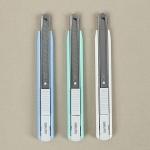 문구존 자동잠금 소형 커터칼