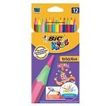 BIC 빅 에볼루션 서커스 색연필 12색