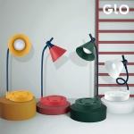 GLO 터치 캔디 충전식 무선 LED스탠드