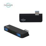 [커넥틱] MS서피스 최적화 USB 3.0 허브 CHU-02