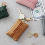 클래식 레더 핸드 포켓