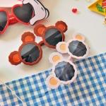 곰돌이 파티 안경(2컬러)