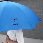 [주문제작]네임 우산해피페이스