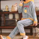 파인 애플 파자마 여성잠옷 세트 CH1506963