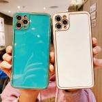 아이폰 x xs max xr 슬림 글리터 카메라보호 케이스