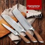 [햄튼] 아이전 프리미엄 주방용 칼 3종세트
