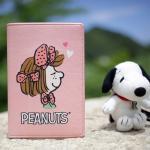 [Peanuts Bag&Acc]페퍼민트 여권지갑