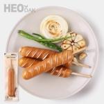 [허닭] 닭가슴살 소시지 후랑크 오리지날 70g