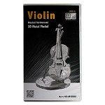 3D메탈웍스] 바이올린(3DM540333)M12202 금속조립키트