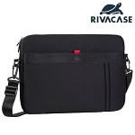 13.3형 노트북 가방 RIVACASE 5120 (노트북 파우치 겸 숄더백 / 메모리폼 소재 / 탈부착 어깨끈 / 액세서리 수납)