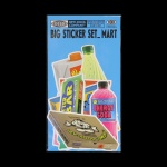 BIG STICKER SET_MART