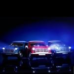 티켄TICKEN 빈티지 LED 미니카 차량용 자동차방향제