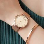 [쥴리어스공식] JA-1247  여성시계 손목시계 메쉬밴드