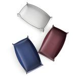 Edge leather Tray - Medium