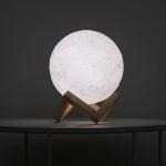 [루무드] 3D달조명 (직경15cm 대형)