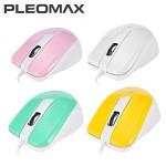[삼성물산] 플레오맥스 광 마우스 MO-550 (1000DPI 옵티컬 센서 / USB방식 / 1.5m 케이블 길이)