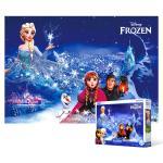 1000피스 직소퍼즐 - 겨울왕국 겨울빛 (야광)