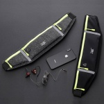 3포켓 여행용미니힙색 허리쌕 런닝벨트 스마트폰가방