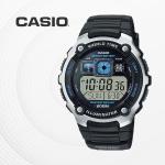 카시오 군인 군용 전자 남성 손목시계 AE-2000W-1A