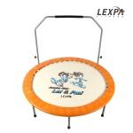 렉스파 유아어린이성인트램폴린/실내운동/8048C