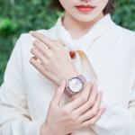 [쥴리어스공식] JA-1244 여성시계 가죽시계