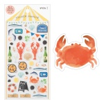 Sticker Marche - Seafood