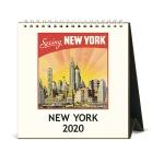 2020 카발리니 탁상캘린더 NewYork
