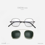 스노우클래스 - ST001  코받침없는 안경