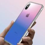 아이폰XS XR MAX 그라데이션 케이스 아이폰8