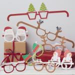 크리스마스 산타 펀글라스