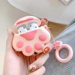에어팟프로 3세대 발바닥 실리콘 케이스_핑크169/PRO
