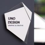 아크릴간판 디자인문패 회사현판 유리성