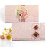 꽃분홍조각보봉투 FB225-34 (2종)