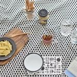 마메종 코튼식탁보(서클 2인~10인용)